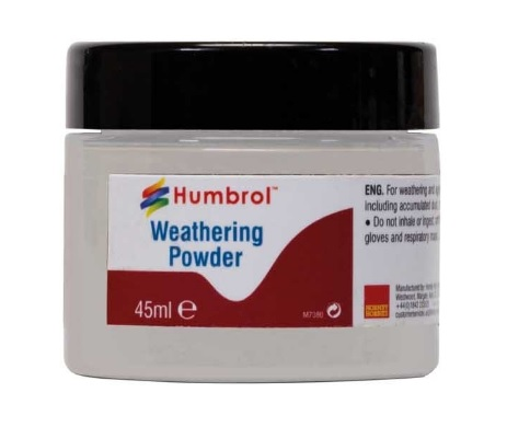AV0012 Weathering Powder - White - Image 1