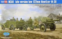 M3A1 Late Version Tow 122mm Howitzer M-30