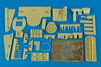He 111H-4 interior set Monogram Revell